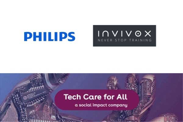Philips And Invivox Seal Their Medical Training Partnership For Healthcare Professionals