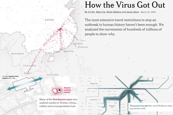 Editor's Pick: Tracing A Virus's Journey: The Incredible Power Of Digital Insights