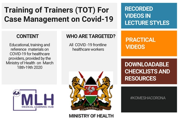 Getting The Healthcare Workforce Up To Speed On COVID-19–ASAP